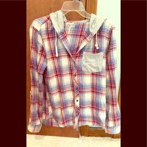 Cool flannel!